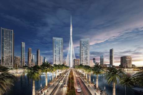 Wind tests seal durability of Emaar's The Tower