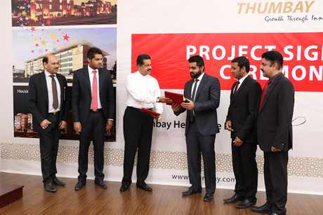 Thumbay Group signs $163m healthcare projects