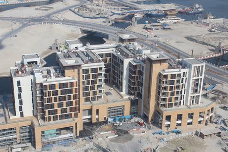 UAE: Works on $217m Dubai Wharf near completion