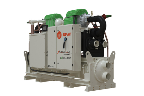 Trane expands water-cooled chiller portfolio