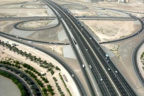 RTA road improvement project 70% complete