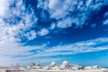 Construction completed on Unit 1 of UAE's Barakah Nuclear Energy Plant