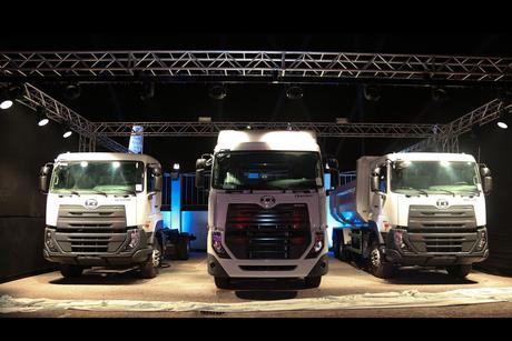 UD Trucks launches GCC-specific Quester range