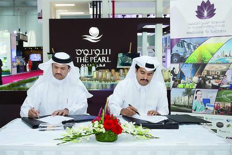 Qatar: UDC sells residential plot at Viva Bahriya