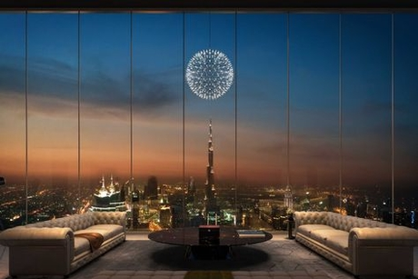 Has Dubai's most expensive apartment been sold?