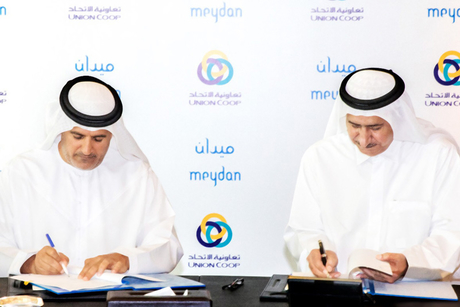 Meydan, Union Coop ink deal to build mall in MBR City