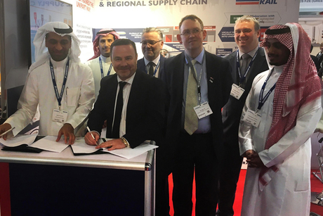 Unipart Rail and ARC to form JV in Saudi Arabia