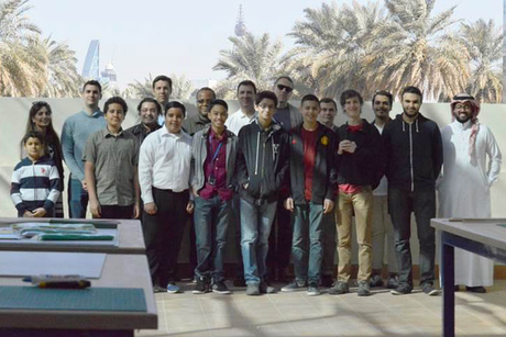 KSA: Young engineers address affordable housing