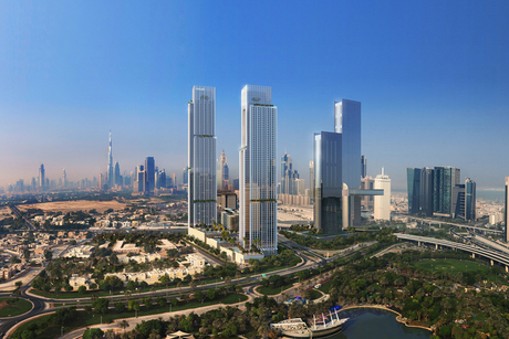Emaar Hospitality unveils mixed-use project in Dubai