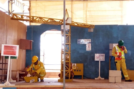 Al Naboodah industrial theatre programme gains momentum