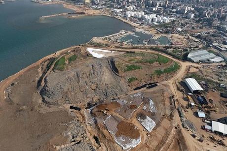 Fleet of 39 Volvo machines tackles Lebanese waste