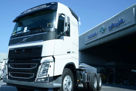 FAMCO rolls out Euro 5 Volvo Trucks in the UAE