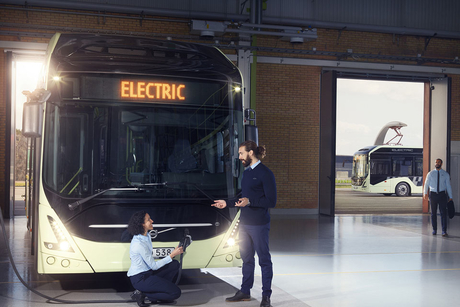 Volvo Buses launches 7900 Electric vehicles with extended range