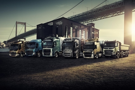 Volvo to sell electric medium duty trucks from 2019