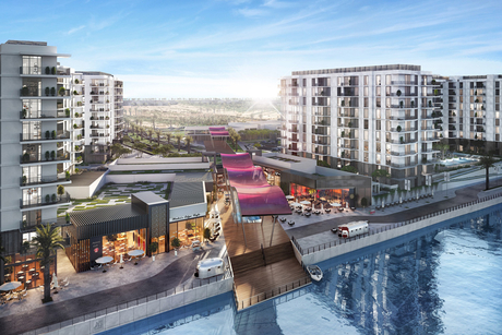 Trojan General bags $354m Aldar contract for Water's Edge project