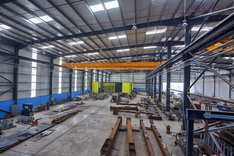 Fewer industrial-sized warehouses to be built in 2018