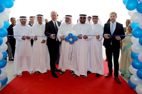 Swiss-Dubai JV opens $10.8m Jebel Ali warehouse