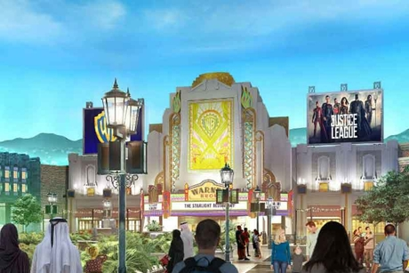 Warner Bros' Abu Dhabi theme park to open at Yas Island in July 2018