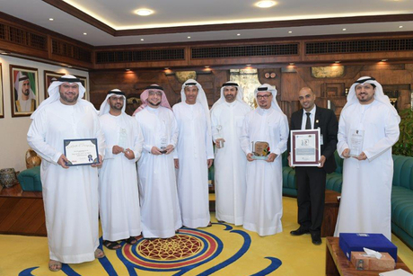 Dubai Municipality wins seven awards for waste management