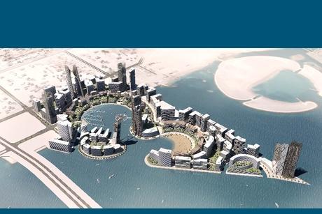 Bahrain: Water Garden City Phase 1 nears handover