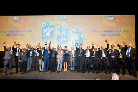 MEP Awards 2016: Platinum Sponsor Trimble