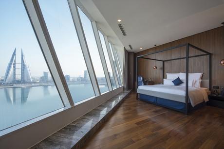 Wyndham Grand Manama hotel opens in Bahrain Bay
