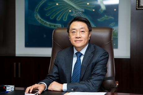 CSCEC ME's China HQ to bankroll Belt and Road projects