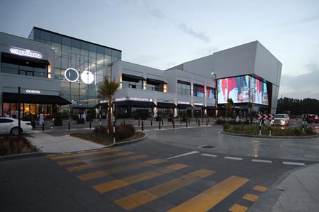 Alef Group opens Zero 6 mall in Sharjah