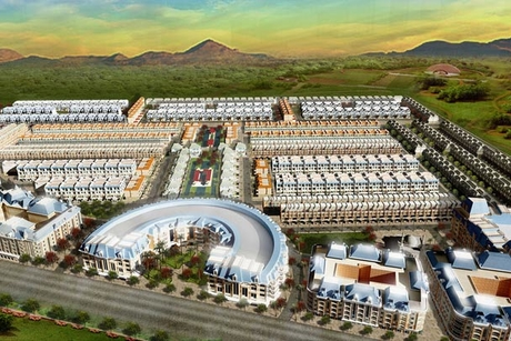 Phase one of $750m Ajman Uptown homes handed over