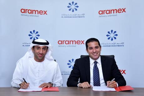 Al Ashram, Aramex ink deal for $20.4m facility