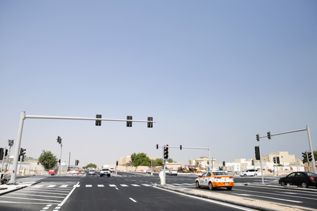 Qatar: Al Khor Commercial Street works completed