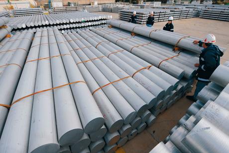 Low oil prices benefit GCC aluminium industry