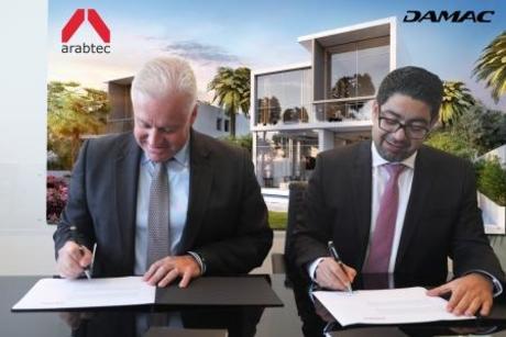 Arabtec wins $171m Akoya homes contract from Damac