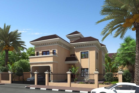 Construction on Dubai Properties' villa project reaches 35% completion