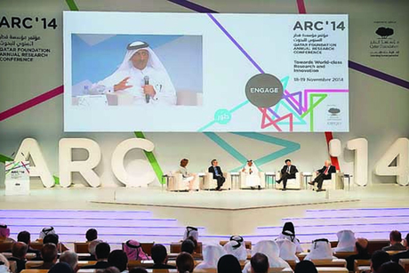 ARC 2016 draws record 1,300 abstracts