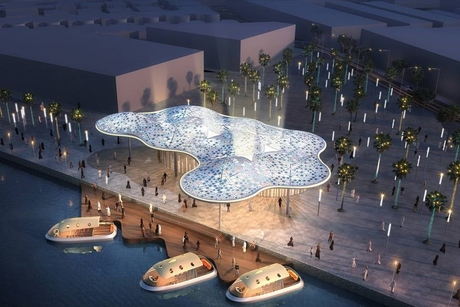 Atkins' sustainable marine stations design wins RTA recognition