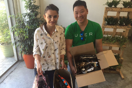 Averda partners with Uber to tackle e-waste