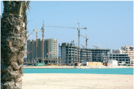 Auction of Bahrain's Amwaj Gateway delayed and price cut by 15%