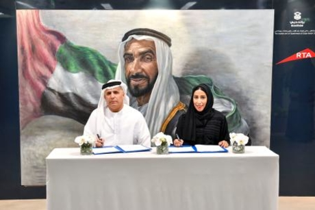 Deal inked to beatify Dubai's urban spaces over next three years