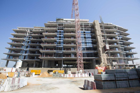 In Pictures: Serenia Residence site visit