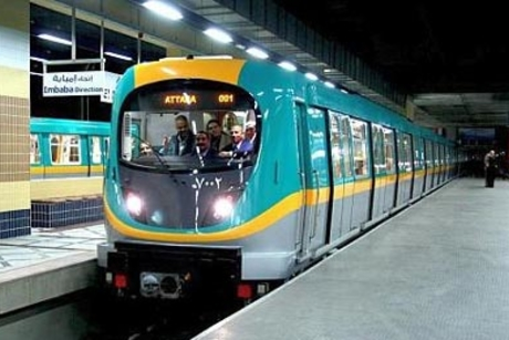 Cairo metro contract awarded to Bombardier