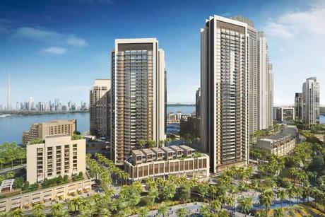 Emaar unveils residences in Dubai Creek Harbour