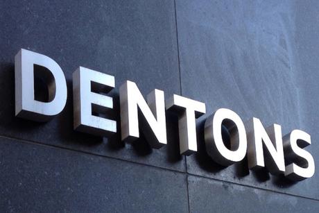 Dentons wins legal award for best construction team