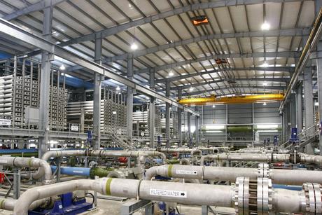 Doosan Heavy eyes $189m Iran desalination plant