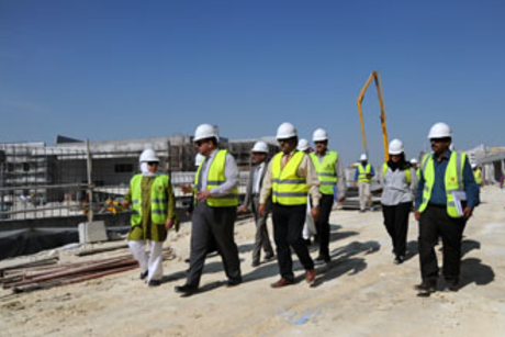 Saudi-funded dialysis centre project in Bahrain now 63% complete