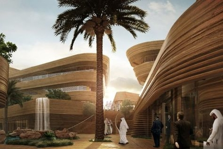 Construction underway at new Riyadh hotel project