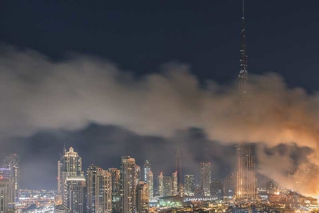 The UAE is leading the Gulf's fire safety programmes