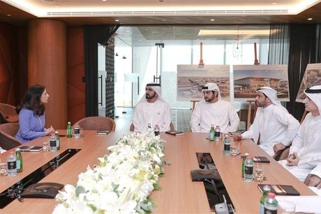 Dubai Holding launches $1.5bn Dubai Food Park