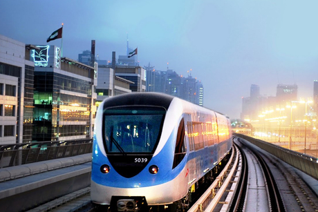 Dubai metro red line to partially close on weekends