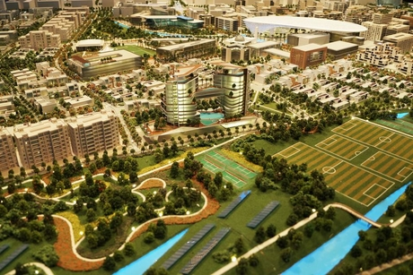 Architect chosen for Dubai South's Residential District